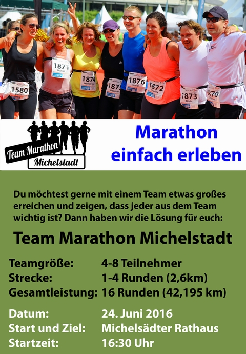 Trainingsmarathon